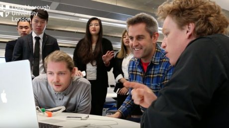 Industry Partners - Loughborough University London